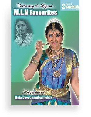 M.L.V.Favourites – Bala Devi Chandrasekar DVD