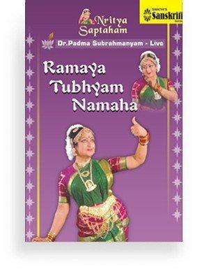 Nritya Saptaham – Ramaya Tubhyam Namaha – Bharatanatyam Live – Dr. Padma Subrahmanyam
