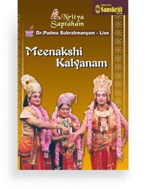 Nritya Saptaham – Meenakshi Kalyanam – Bharatanatyam Live – Dr. Padma Subrahmanyam