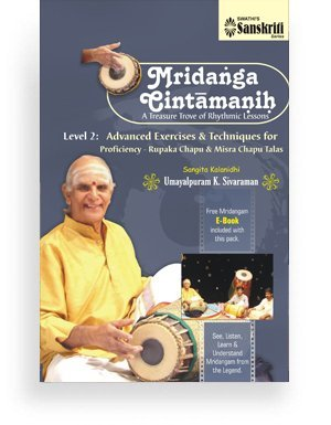 Mridanga Cintamanih – Level 2 – Rupaka & Misra Chapu Talas