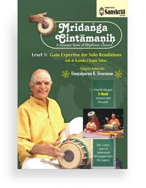 Mridanga Cintamanih – Level 3 – Adi & Kanda Chapu Talas