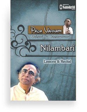 Pada Varnam – Nilambari