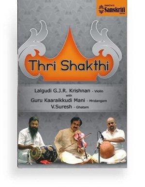 Thri Sakthi Violin Concert