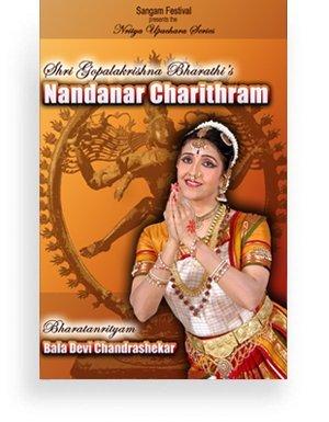 Nandanar Charithram – Bala Devi Chandrasekar – DVD+2ACD
