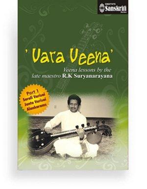 R.K.Suryanarayana – Vara Veena Part 1 DVD