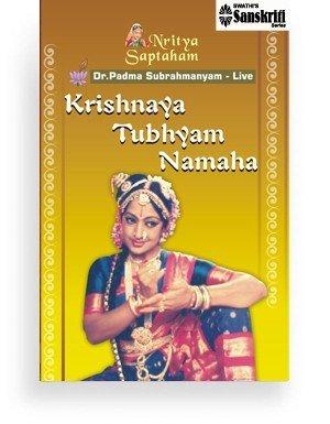 Nritya Saptaham – Krishnaya Tubhyam Namaha – Bharatanatyam Live – Dr. Padma Subrahmanyam