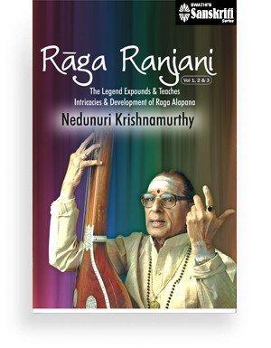 Raga Ranjani – Lessons by Nedunuri KrishnamurthyBulk Pack