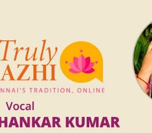 Yours Truly Margazhi – Shruthi Shankar Kumar