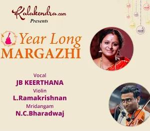 Yours Truly Margazhi – JB Keerthana
