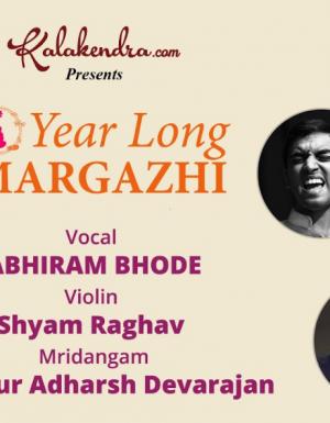 Yours Truly Margazhi – Abhiram Bhode