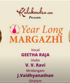 Yours Truly Margazhi – Geetha Raja