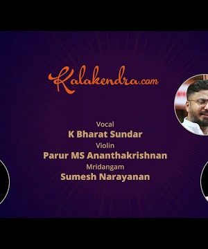 Yours Truly Margazhi – Bharat Sundar