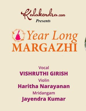 Yours Truly Margazhi – VISHRUTHI GIRISH