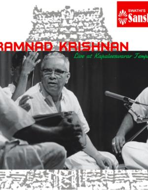 Ramnad Krishnan – Live at Kapaleeswarar Temple – ACD
