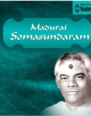 Madurai Somu – Live in concert – 4ACD