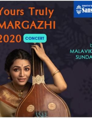YTMargazhi 2020 Concert by Malavika Sundar